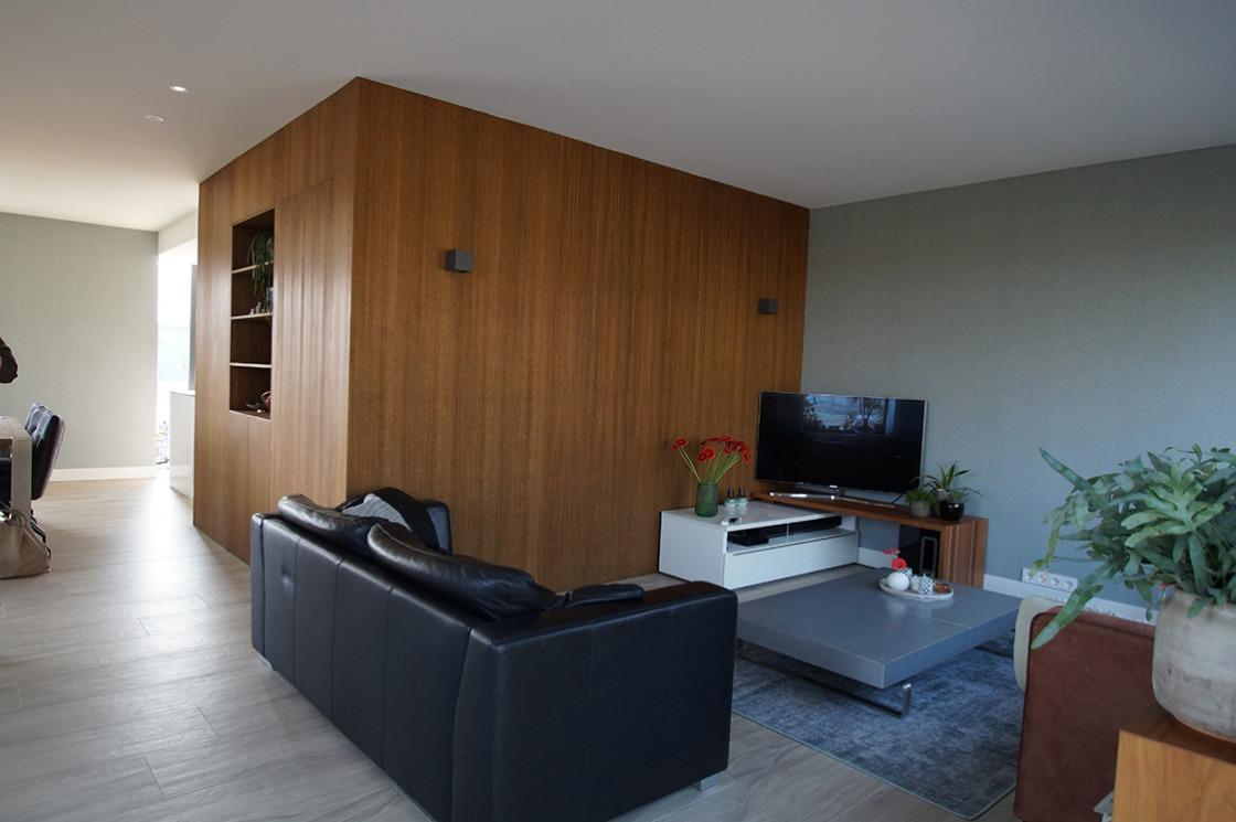 project afbeelding vanRenovatie bedrijfswoning Hillegom
