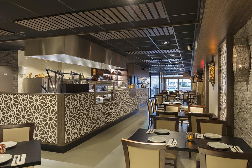 project afbeelding vanArabisch Restaurant