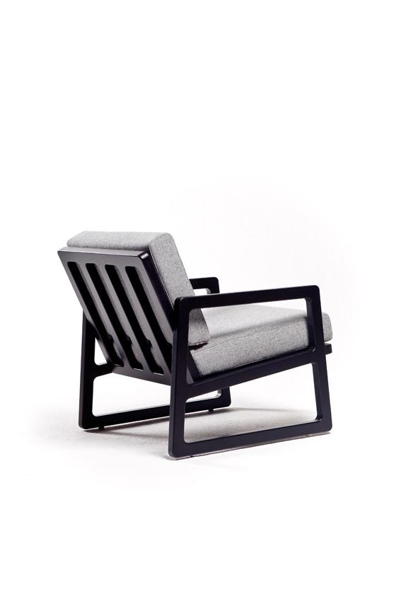 project afbeelding vanDE JUUL fauteuil