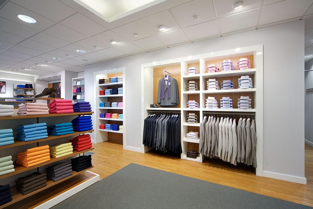 project afbeelding vanAdam Menswear Brandstores