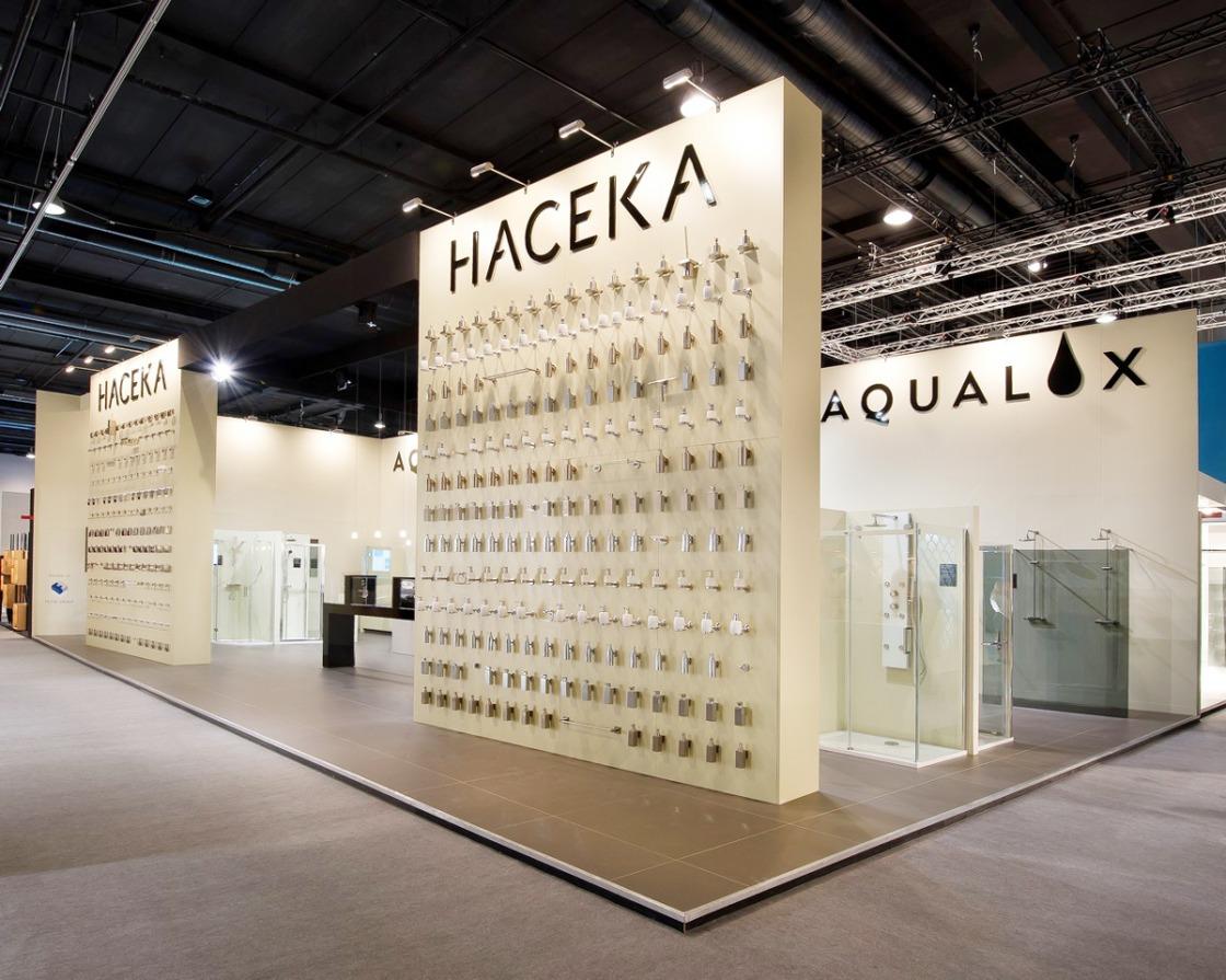 project afbeelding vanBeursstand Haceka ISH Frankfurt (DE)