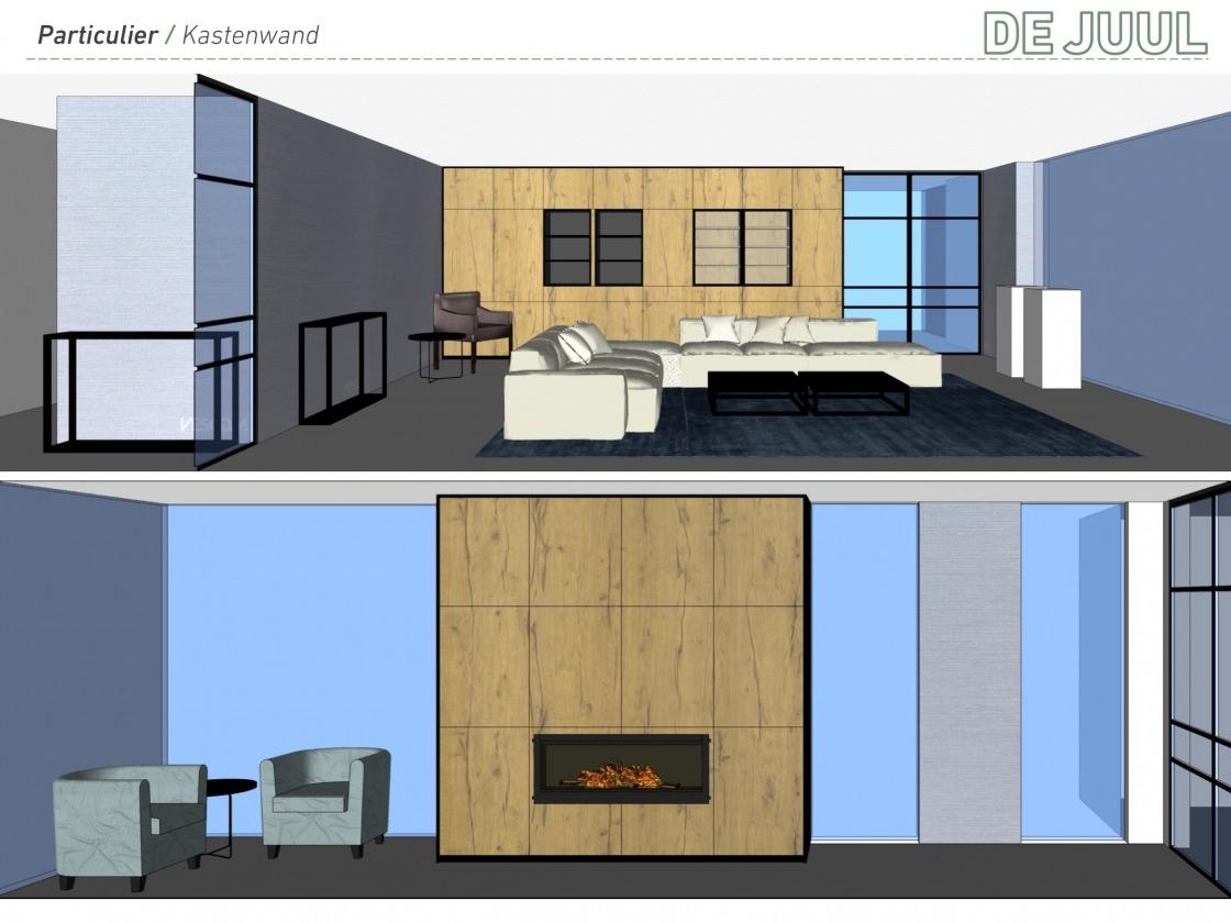 project afbeelding vanNieuwbouwwoning met maatwerk